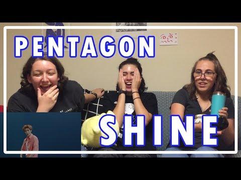 PENTAGON - SHINE (Japanese Ver.) MV Reaction | #HEADBANGFORWOOSEOK | Meanest Beans