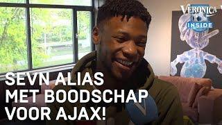 Sevn Alias reageert op het succes van zijn nummer over Ajax