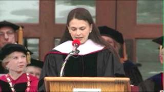 Download Sutton Foster's Commencement Address at Ball State University
