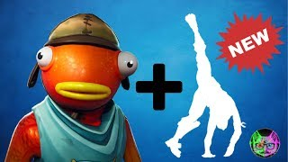 24 mai 2019 / Fortnite Item Shop! NOUVEAU CartWheelin Emote - FishStick Skin!