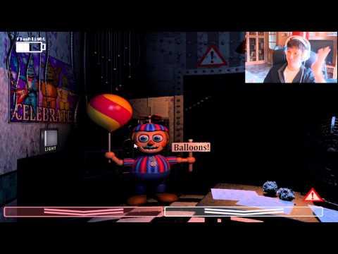 Игра 5 Ночей с Фредди 2 Five Nights at Freddys 2 Играй