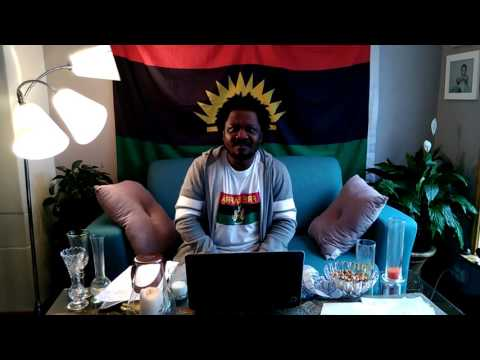 Hard truth about  Deputy Leader Of Ipob - UCHE OKAFOR - MEFOR, BIAFRA FREEDOM IS NON NEGOTIABLE