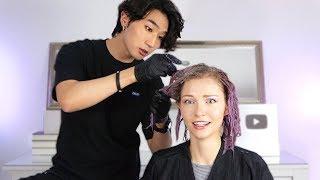 I Let My Boyfriend Dye My Hair...