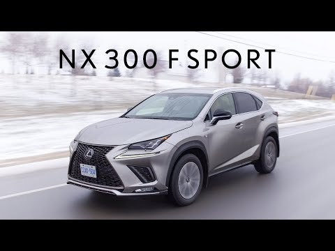 2019 Lexus NX300 F Sport Review - Luxurious Enough?