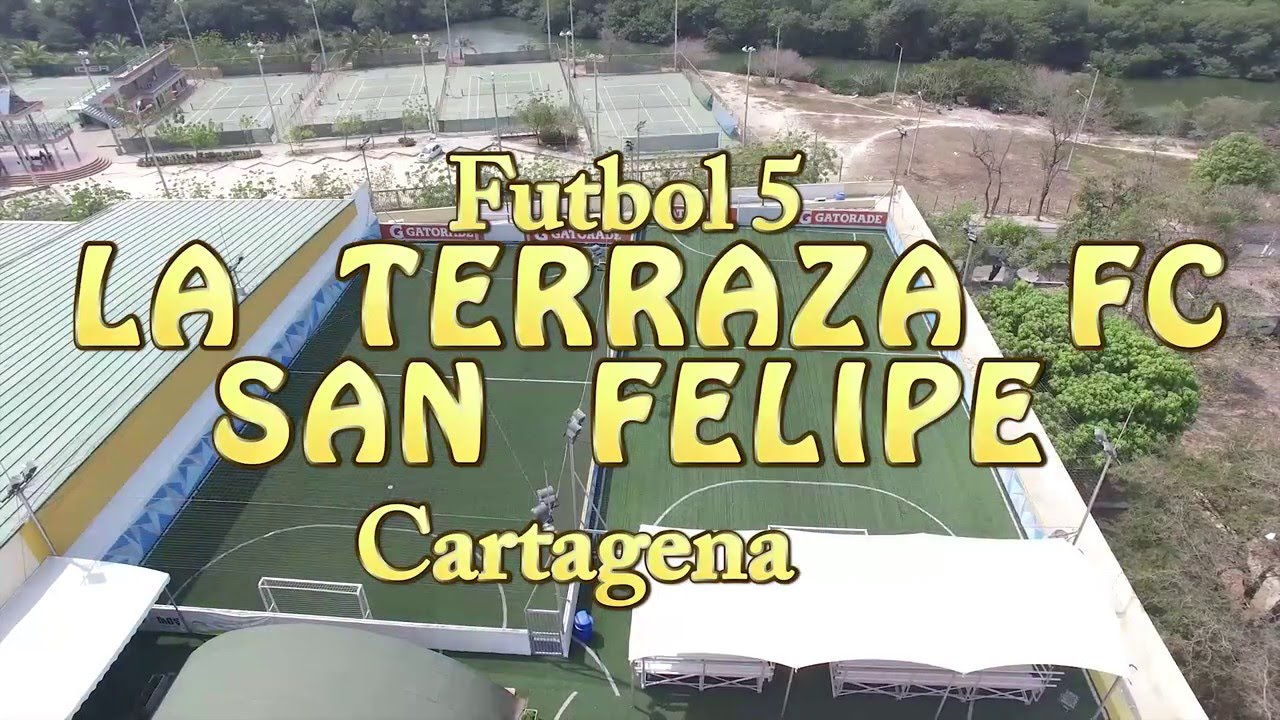 Futbol 5 La Teraza Fc Cartagena Youtube