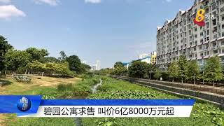 碧园公寓求售 叫价6亿8000万元起