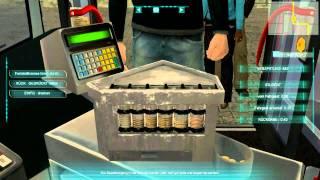 Bus Simulator 2012 Gameplay [Deutsch] [HD] - Tutorial und die erste Fahrtroute