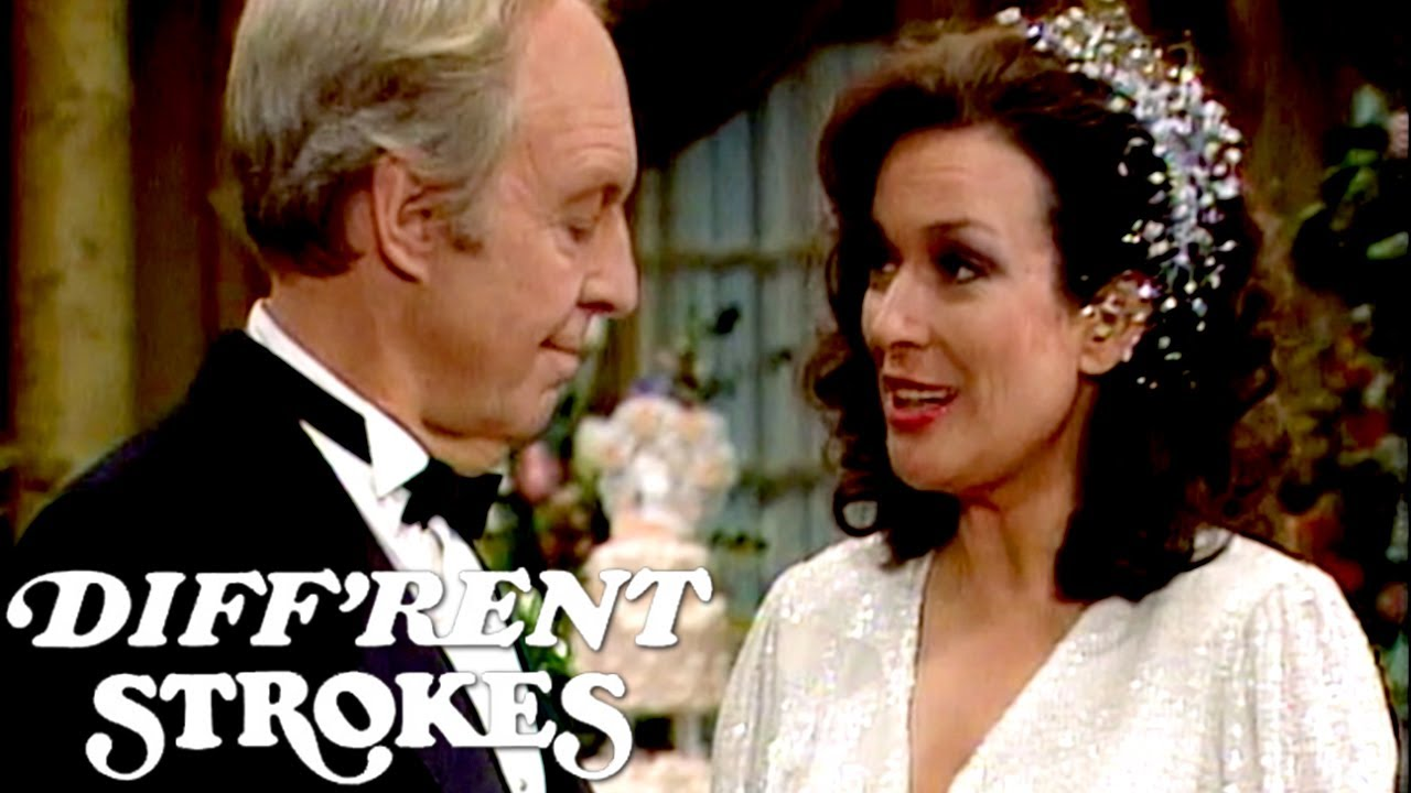 Mr.  Drummond and Maggie Are Married! | Diff'rent Strokes
