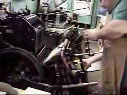 Printing Press Machine Operators And Tenders Job Description - Youtube