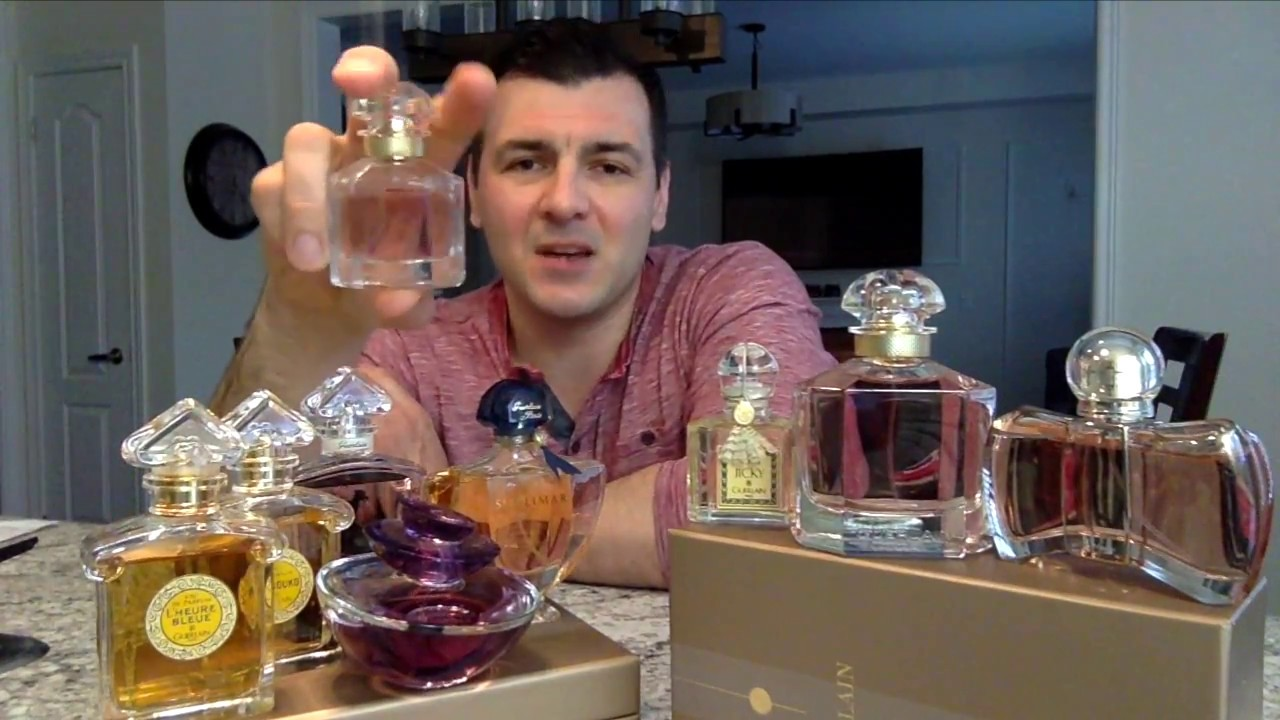 Mon Guerlain Perfume Review Youtube