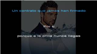 DAVID BISBAL(DUELE DEMASIADO)KARAOKE VERSION PIANO