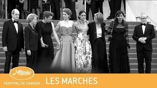 LES FILLES DU SOLEIL - Cannes 2018 - Les Marches - VF