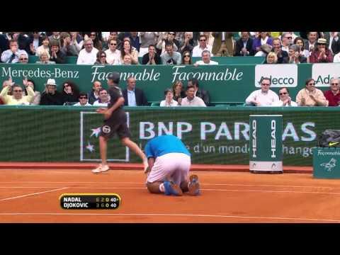Speedy Nadal In 2009 Monte Carlo Classic Moment
