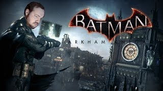 Wanted: Man-Sized Bat-Freak | Batman: Arkham Knight #4