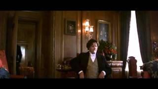 Wilde (1997) - Stephen Fry as Oscar Wilde - Queensberry's card