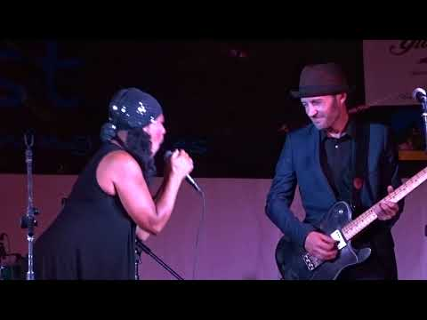 Dawn Taylor Watson and Al Hill -How Blue Can You Get- Wheeling, WV 08-12-17