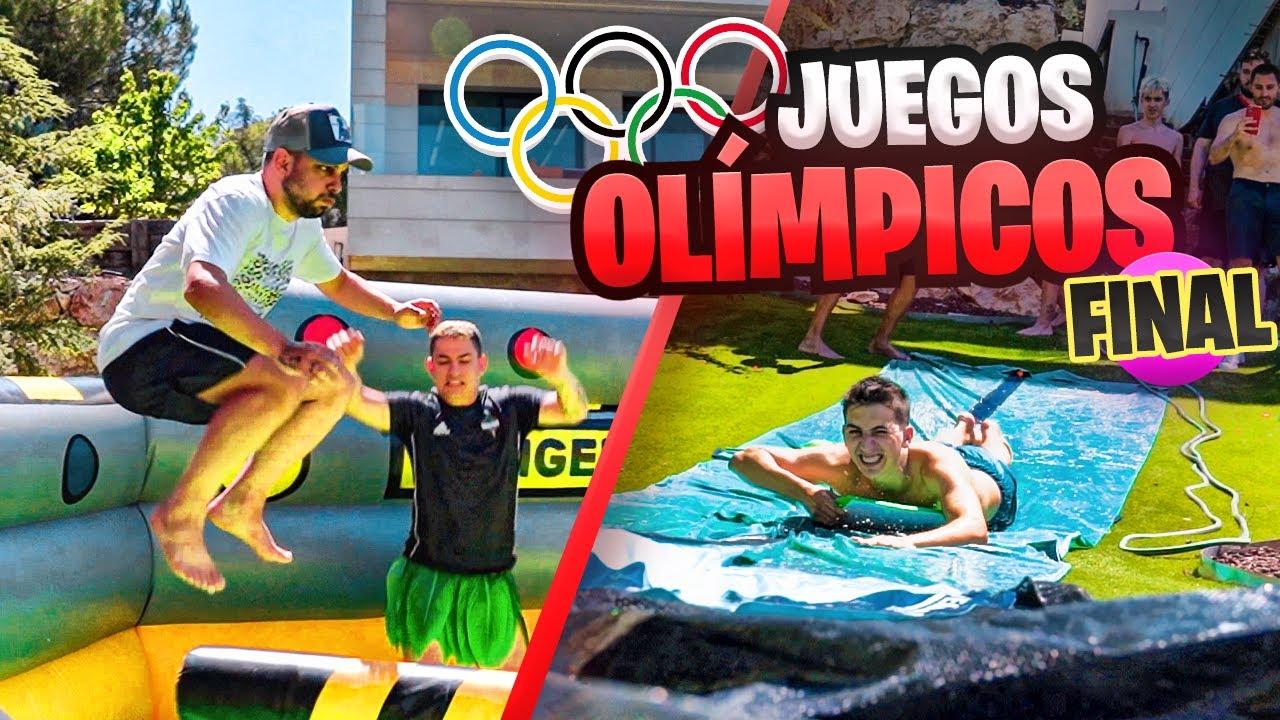 LOS JUEGOS OLÍMPICOS DE HERETICS - ENDGAME