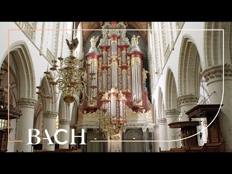 Bach - Fugue in G major BWV 957 - Jacobs | Netherlands Bach Society