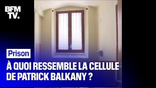 Découvrez les conditions de détention de Patrick Balkany à la prison de la Santé
