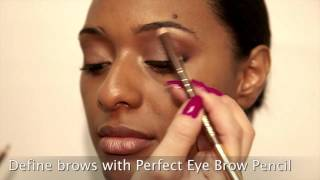 IMAN Cosmetics Fall 2012 Color Story: Adorned - Earth Skin Tone Thumbnail