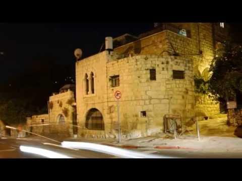 Traveling Israel in Ein Karem Jerusalem