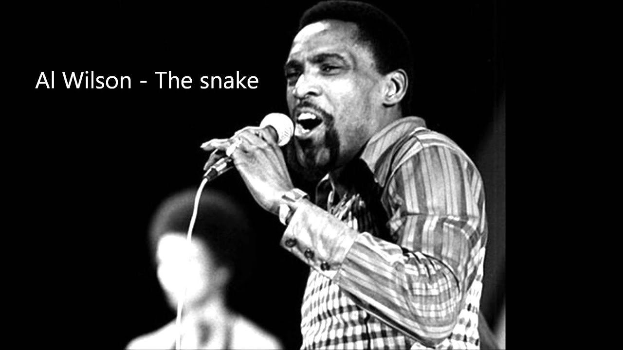 Al Wilson - The Snake Dedicated To Mariah Davis AND ALL SWIRLERS. WAKE UP!!!