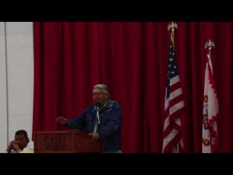 United Nations, Bill Means, International Indian Treaty Council, August 22nd, 2017