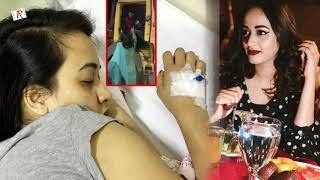 মাতাল ট্রাকের চাপায় গুরুত্ব অবস্থায় হাসপাতালে ভর্তি অভিনেত্রী অহনা | Actress Ahana Accident