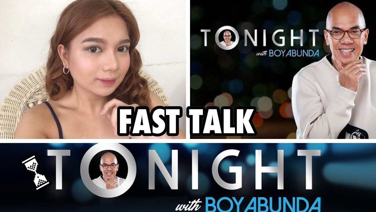 Q and A with Tito Boy! | Fast Talk - YouTube