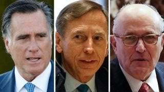 Who will President-elect Trump pick for secretary of state?