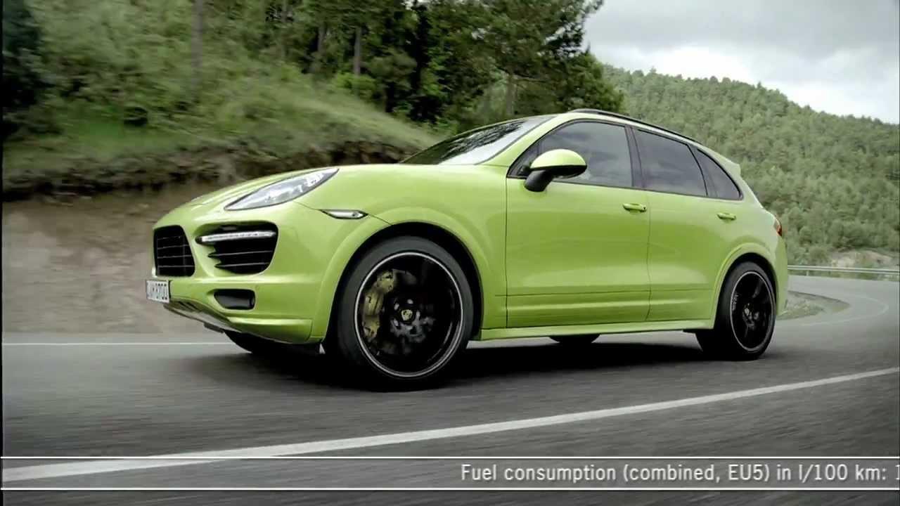 The New Porsche Cayenne Gts Purist Youtube