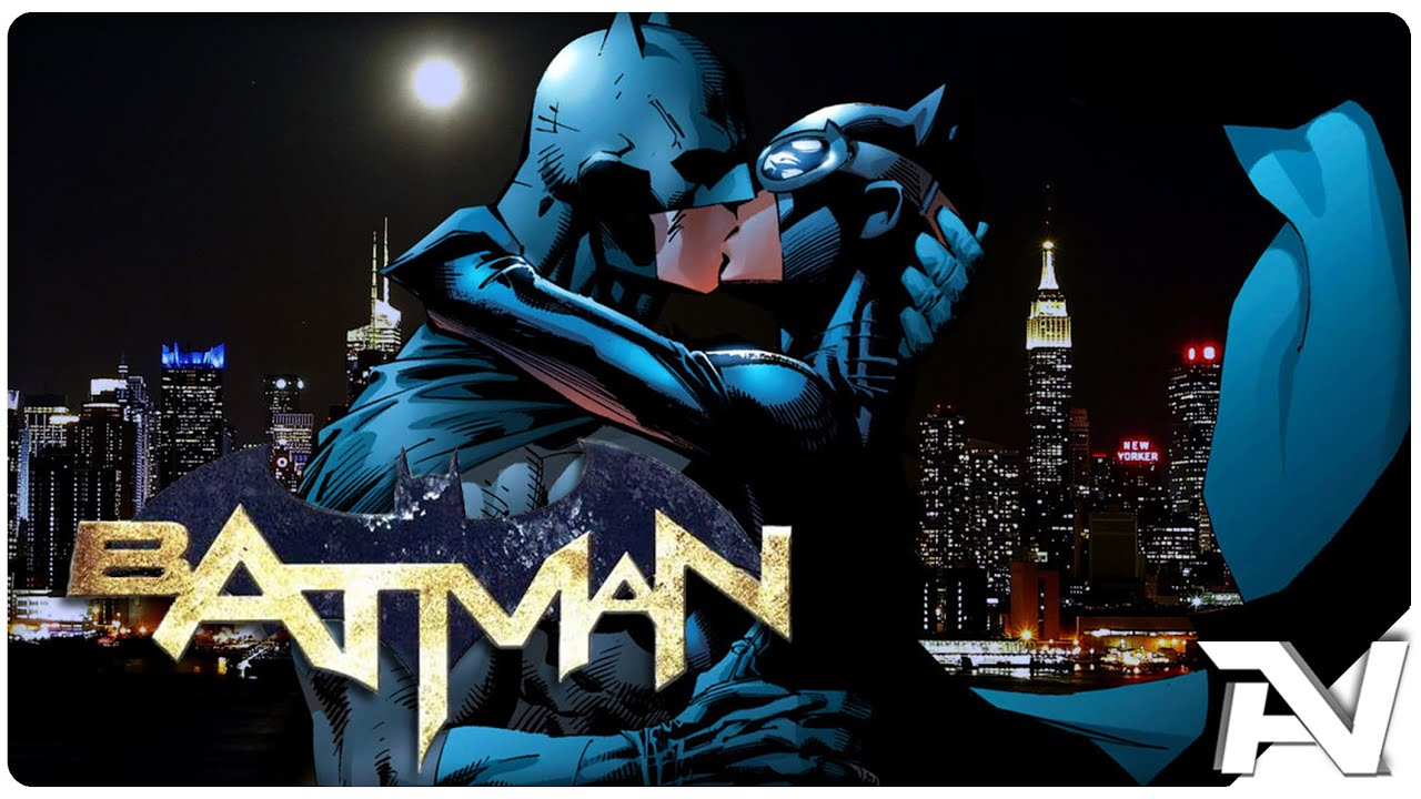 Batman Arkham Knight Catwoman And Batman Kiss Scene Goodbye