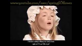 Repeat youtube video أغنية لكوزيت من فيلم البؤساء محزنة جداً + مترجمة | Castle On A Cloud with lyrics
