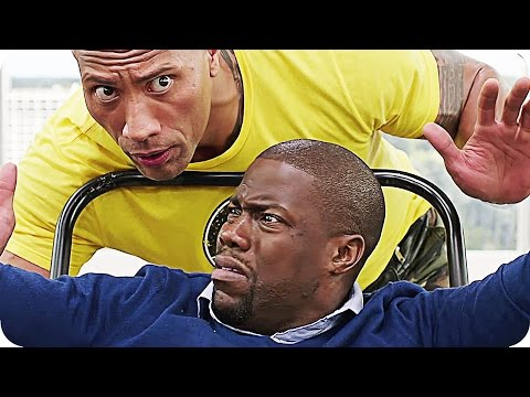 Thumbnail: CENTRAL INTELLIGENCE Clips & Trailer (2016) Dwayne Johnson, Kevin Hart Movie