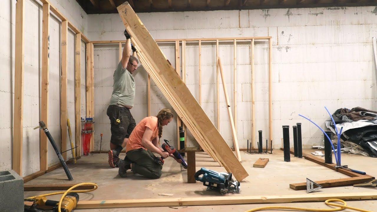 no-way-we-got-walls-framing-garage-bathroom