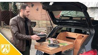 Camping-Küche aus Hamminkeln: Das ist die