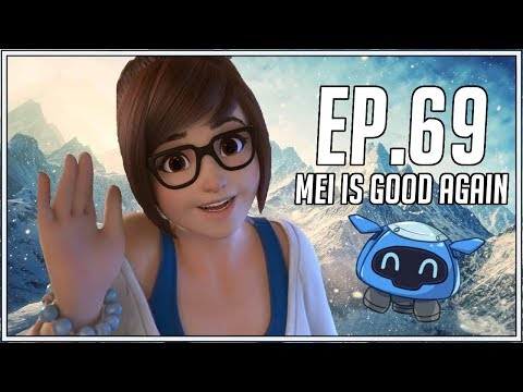 Random Overwatch Highlights - Ep. 69