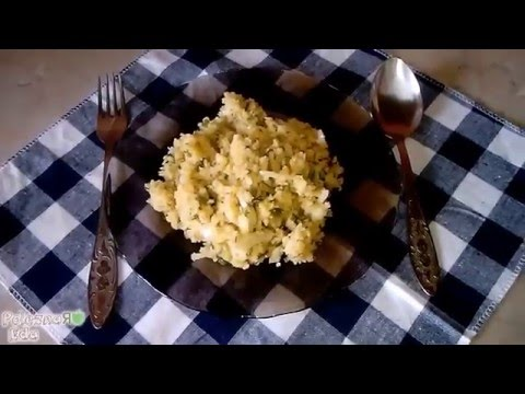 Гарнир из пророщенного нута, (Вариант 2)Garnish from sprouted chickpeas