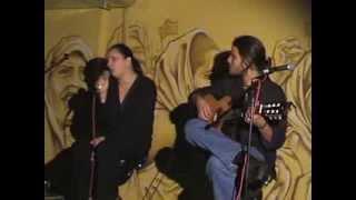 Brazos de sol - Katia Cardenal en vivo, Ginebra 2004