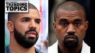 Drake Backstabbed By Kanye + T.I. Takes Shots At Trump