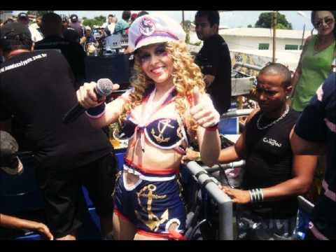 Galera do brasil / O Som Da Africa - Banda Calypso  *Carnaval 2012