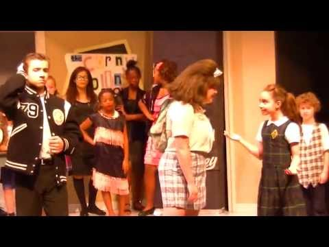 Hairspray Jr Act 1 Hedgerow Theatre