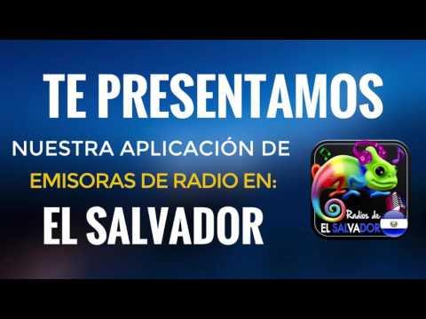 Radios de El Salvador (Muy buena aplicación de Radio El Salvador)