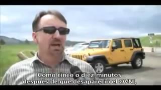 OVNIS - Stan Romanek   Contacto Extraterrestre