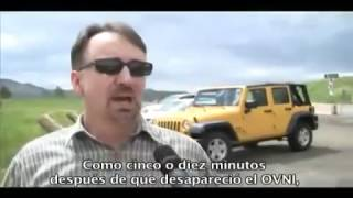 OVNIS - Stan Romanek   Contacto Extraterrestre thumbnail