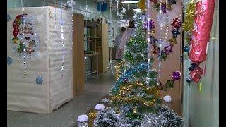 В поликлинике №2 прошёл конкурс на лучшее новогоднее оформление отделений и кабинетов(, 2014-12-30T13:09:47.000Z)