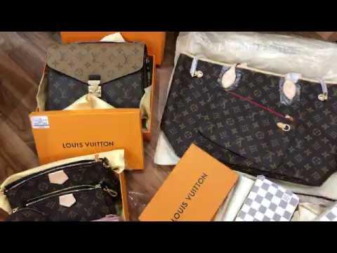 Видео обзор посылки из Китая - женские сумки