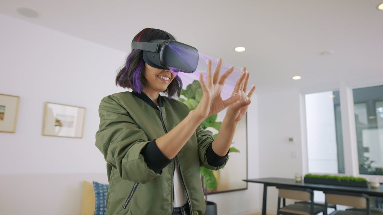 Oculus Connect 6: Introducing Hand Tracking on Oculus Quest, Facebook Horizon, and More | Oculus