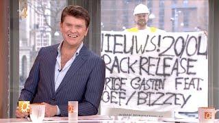 Inbreken bij RTL Boulevard | Gierige Gasten