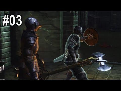 Aegon (Finally) Plays Demon's Souls #03: Boletarian Palace II